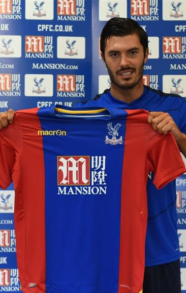 James Tompkins swaps West Ham for Crystal Palace.