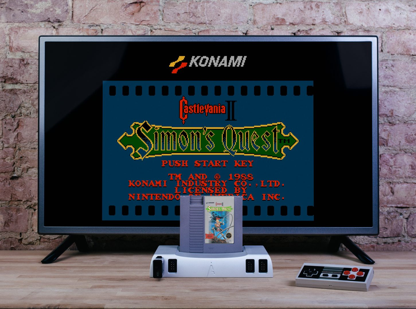 Another look at the The Nintendo inspired Analogue NT.