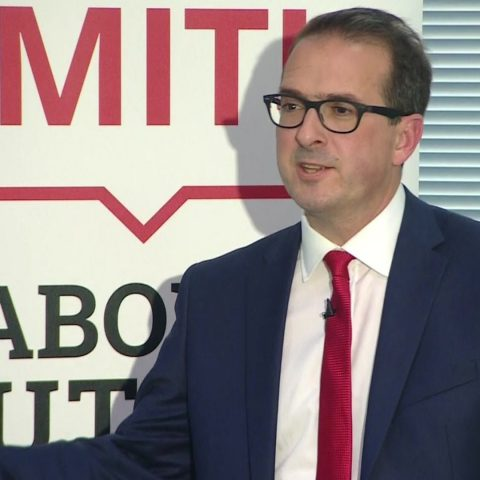 Owen Smith of the Labour Party.