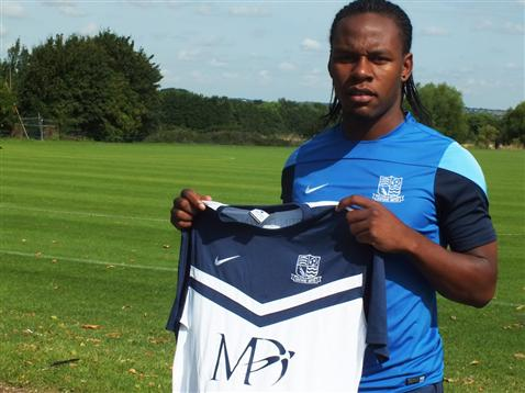 Shaquille Coulthirst signs for Southend from Tottenham,.