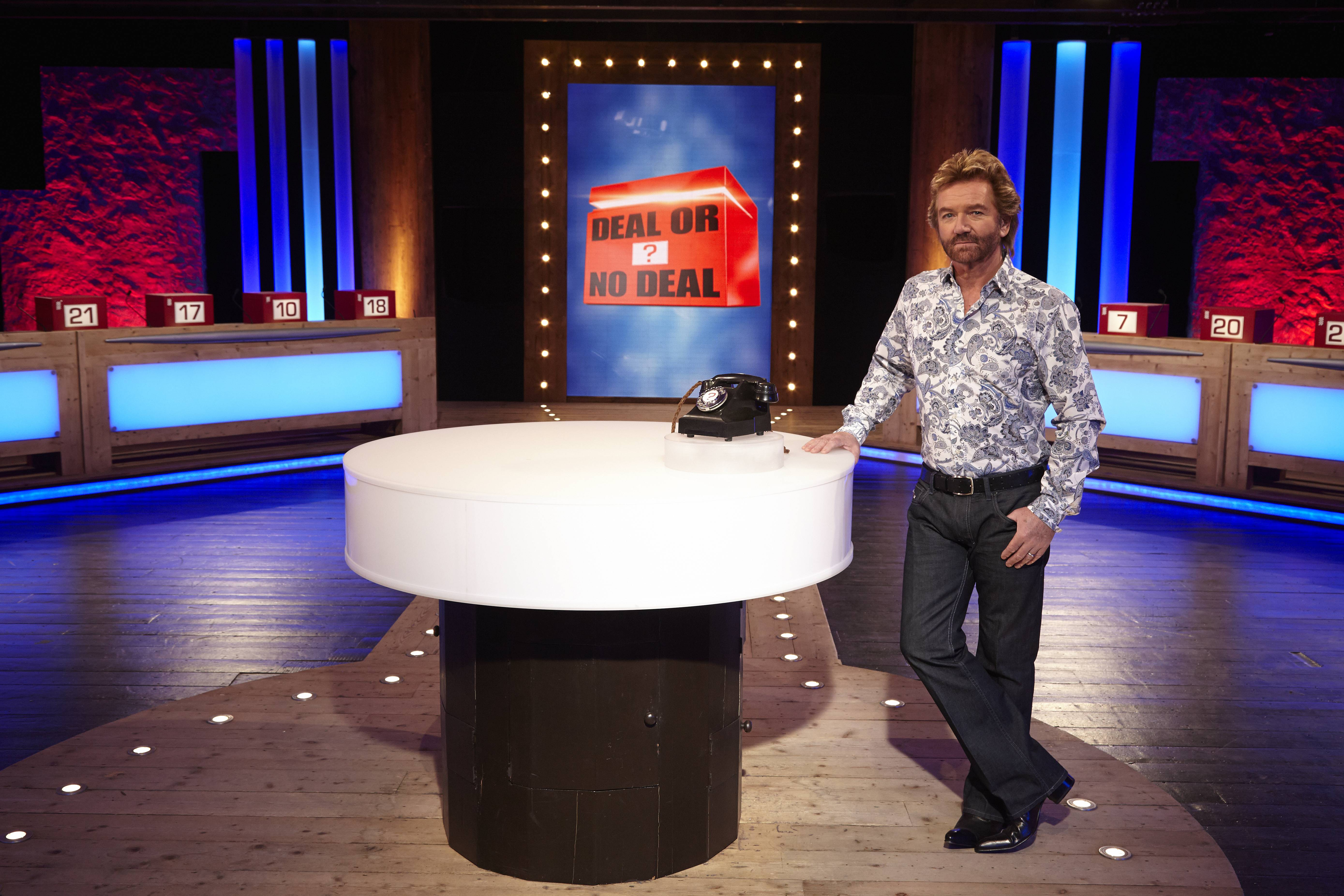 Deal Or No Deal To End But Noel Edmonds Already Has Two