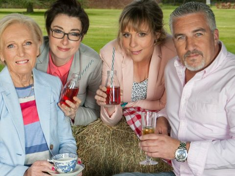 The smut peddlers behind the Great British Bake Off innuendos