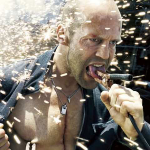 Jason Statham in Crank: High Voltage