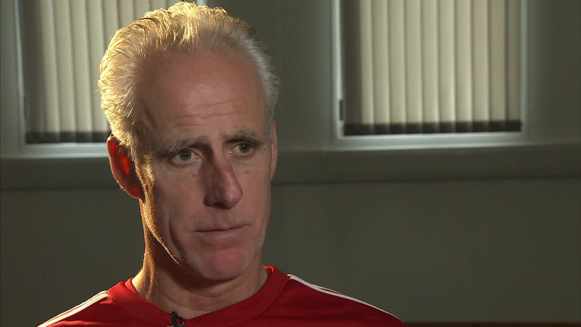 Mick McCarthy of Ipswich Town and previous Wolves.