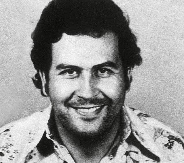 Pablo Escobar is the subject of Narcos.