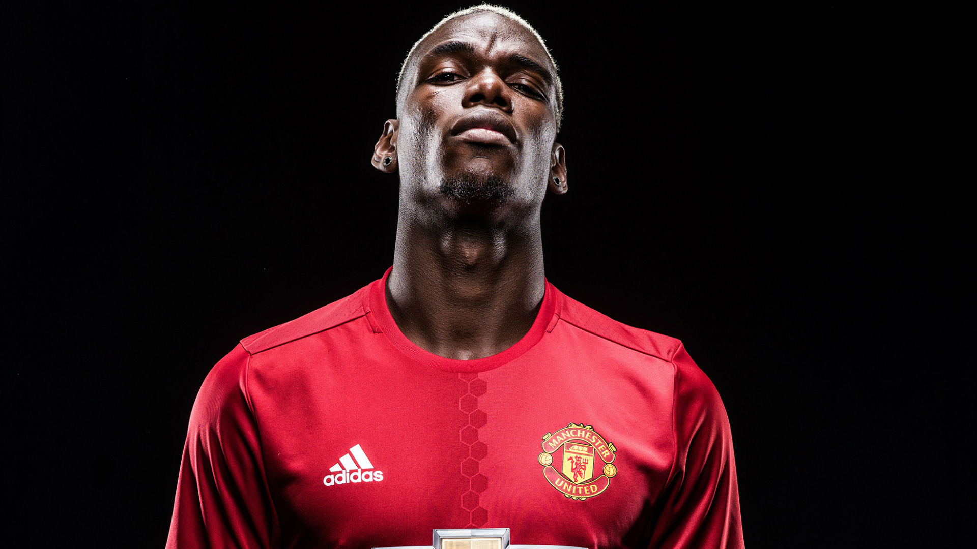 Paul Pogba football's most expensive player