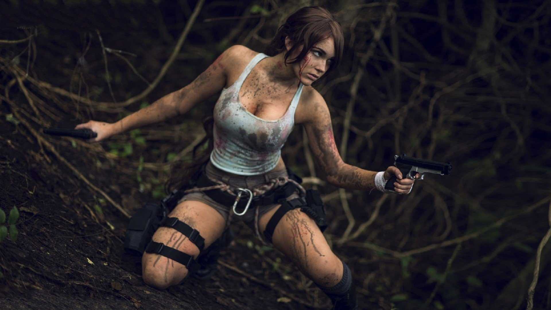 Most beauty pronestar yomb raider prone sex  exposed photo