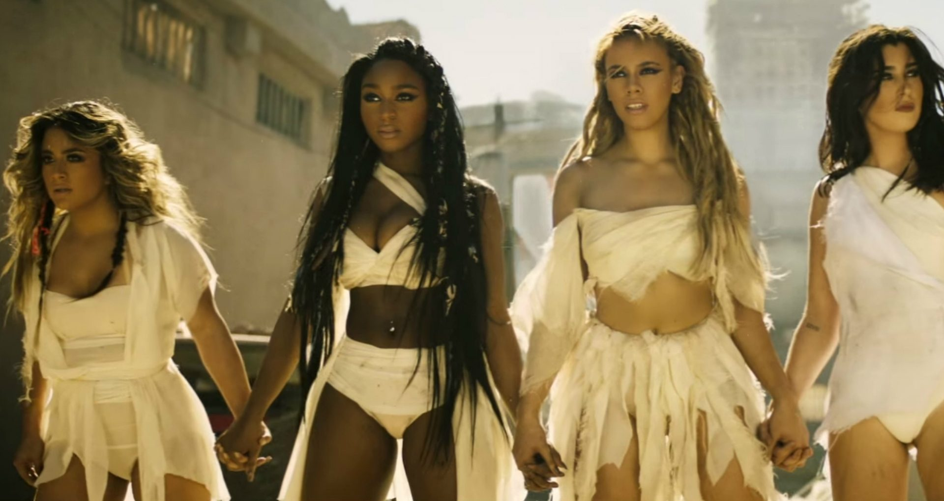 Fifth Harmony in That's My Girl video