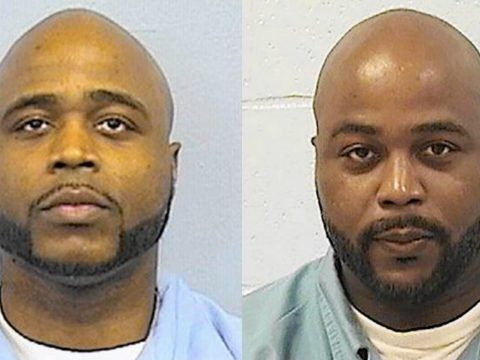 Identical twins Kevin Dugar and Karl Smith