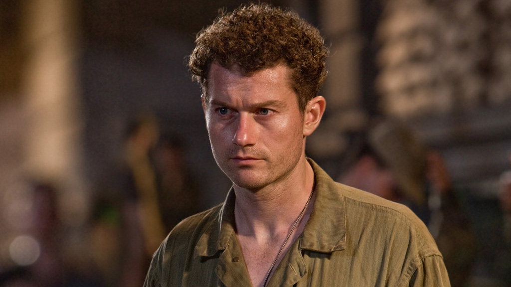 James Badge Dale in the Pacific