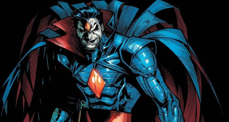 Mr Sinister from X-Men.