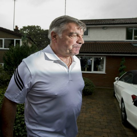 Sam Allardyce leaving his job as England manager.