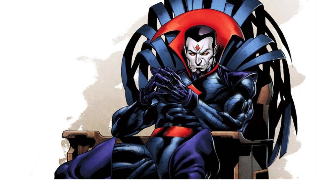 Mr Sinister from the X-Men
