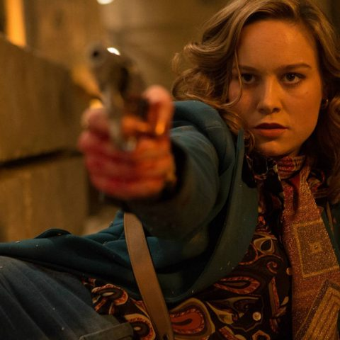 Brie Larson in Ben Wheatley's Free Fire