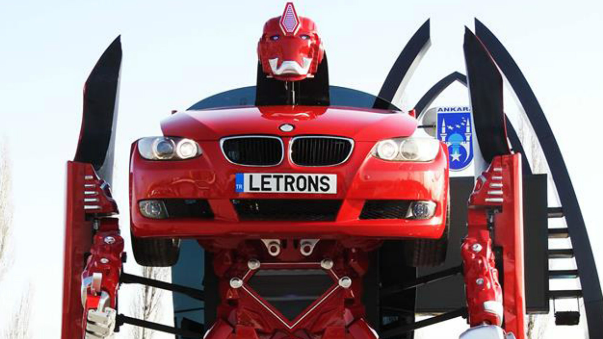 Letrons Transformers in real life