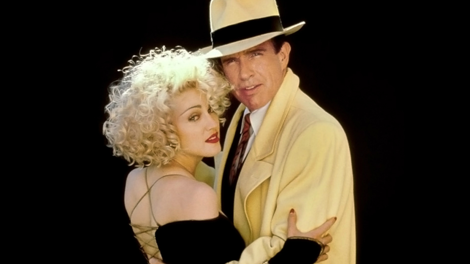 warren beatty and madonna relationship