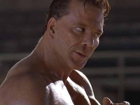 Mickey Rourke in Double Team