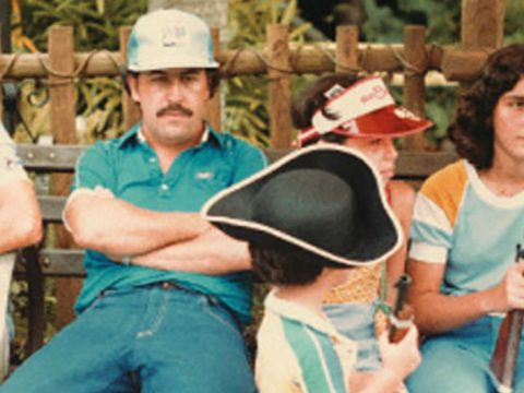 Pablo Escobar at Walt Disney World Florida