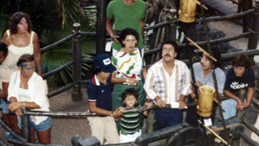 Pablo Escobar Disney World Florida