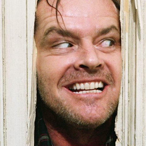 The Shining still with Jack Nicholson.