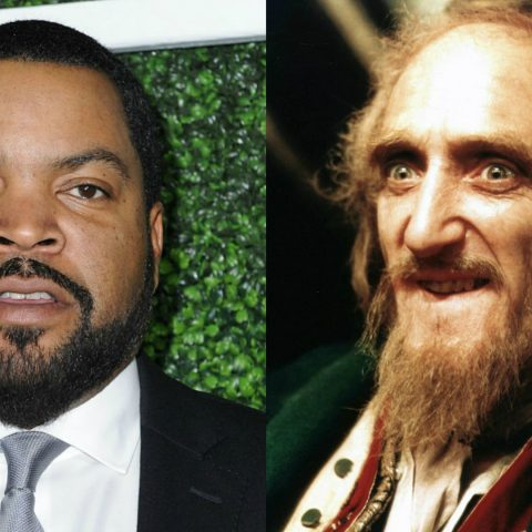 Ice Cube and Fagin