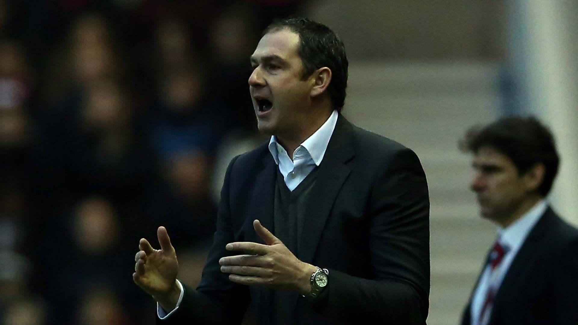 Paul Clement, then of Derby County.