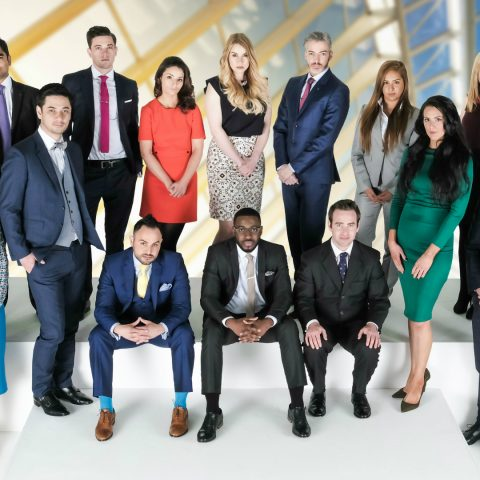 The Apprentice candidates for 2016.