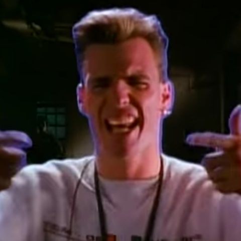 One hit wonder Vanilla Ice