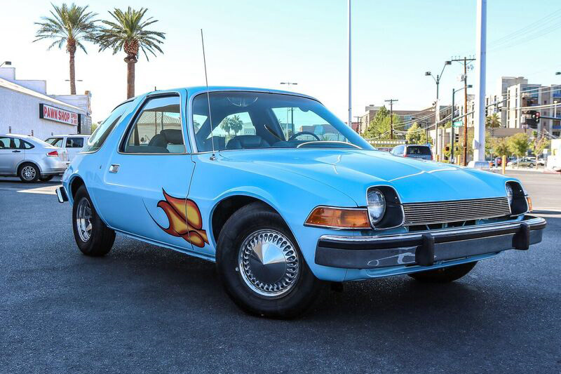 The Wayne's World car is up for auction.