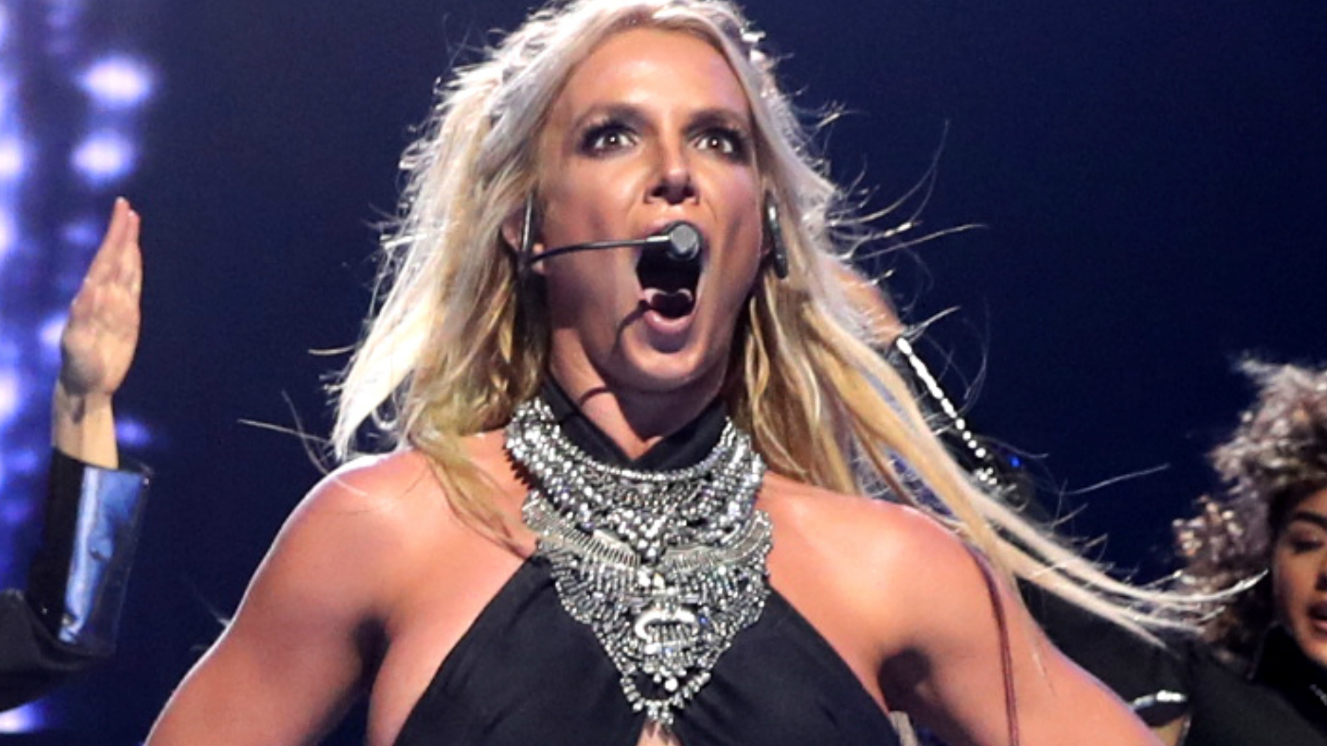 Britney Spears in Las Vegas