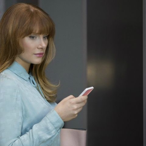 Bryce Dallas Howard in Black Mirror on Netflix.