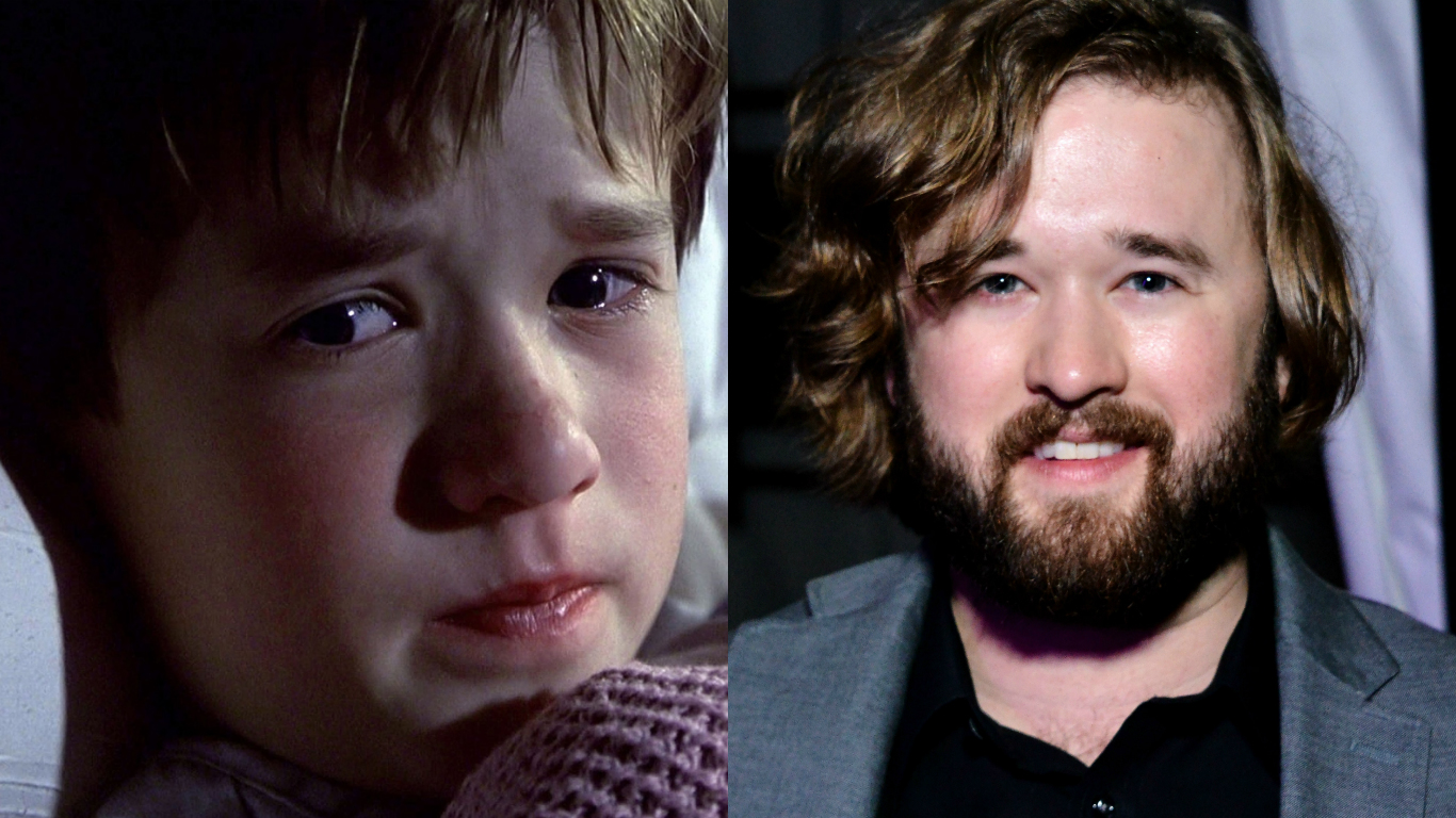 Haley Joel Osment The Sixth Sense