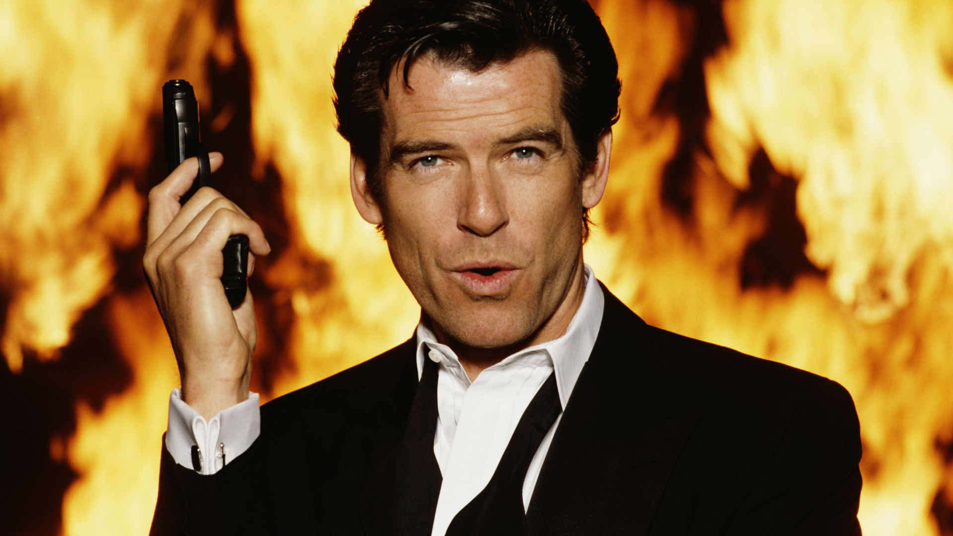 Pierce Brosnan in GoldenEye