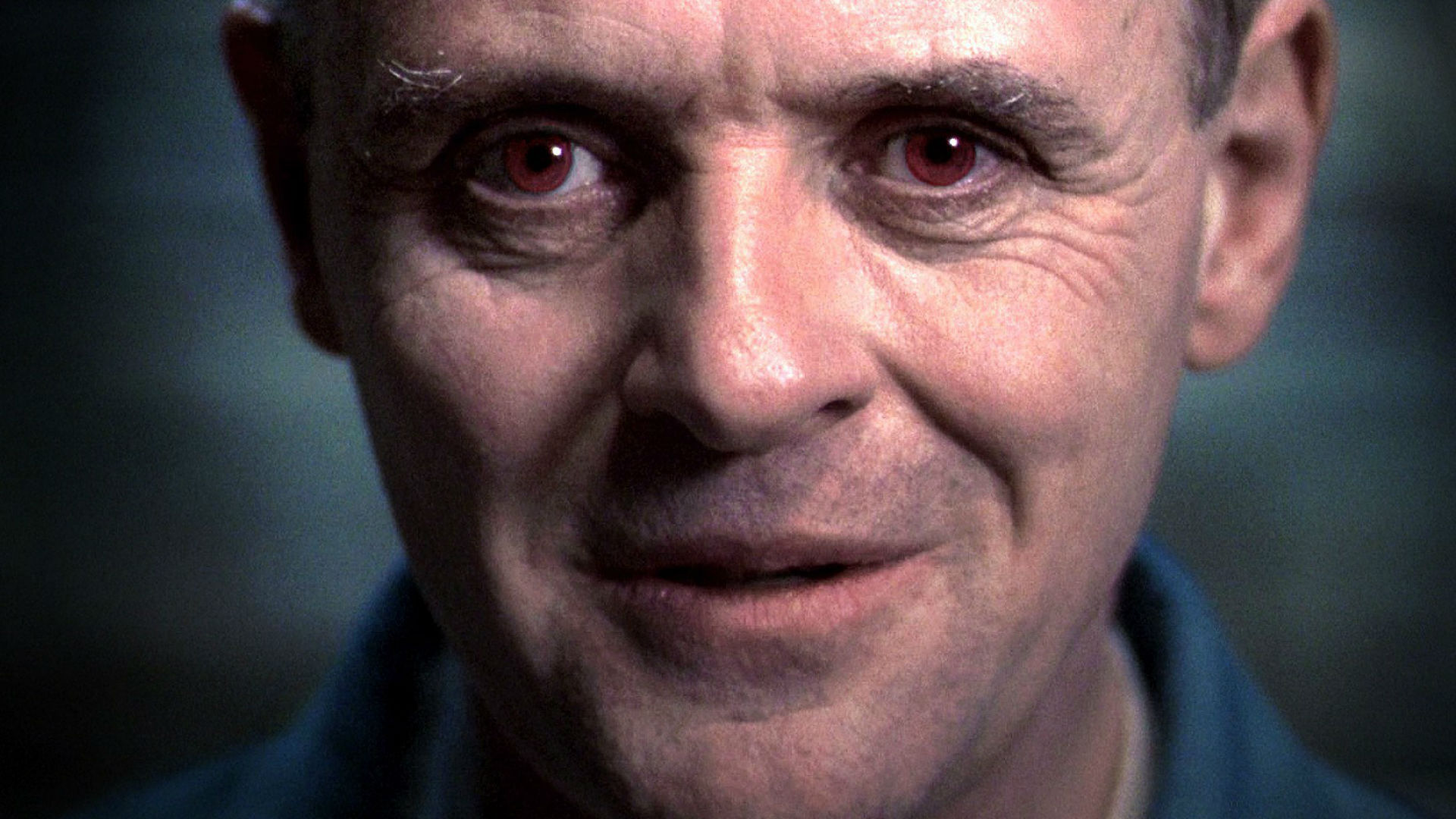 Cannibal Hannibal Lecter from The Silence of the Lambs