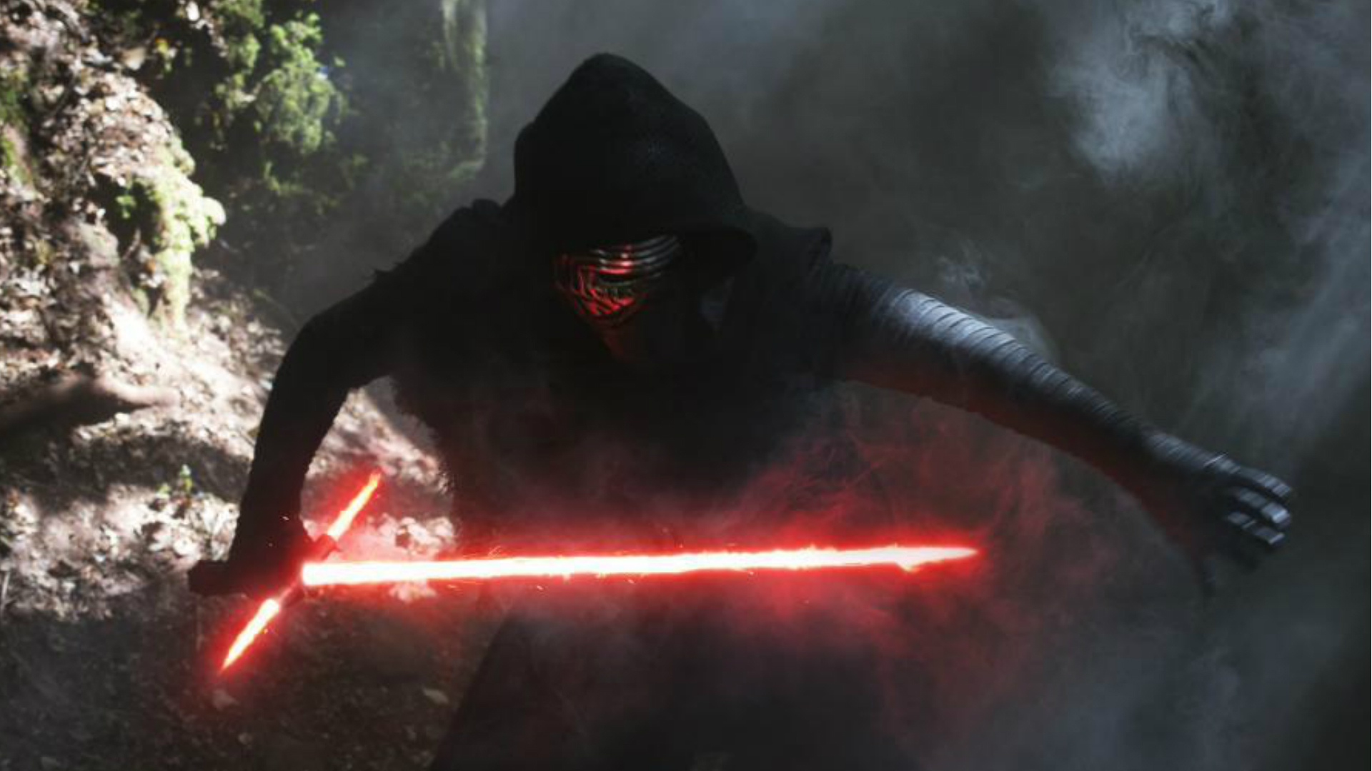 The role Eddie Redmayne could have had - Adam Driver as Kylo Ren