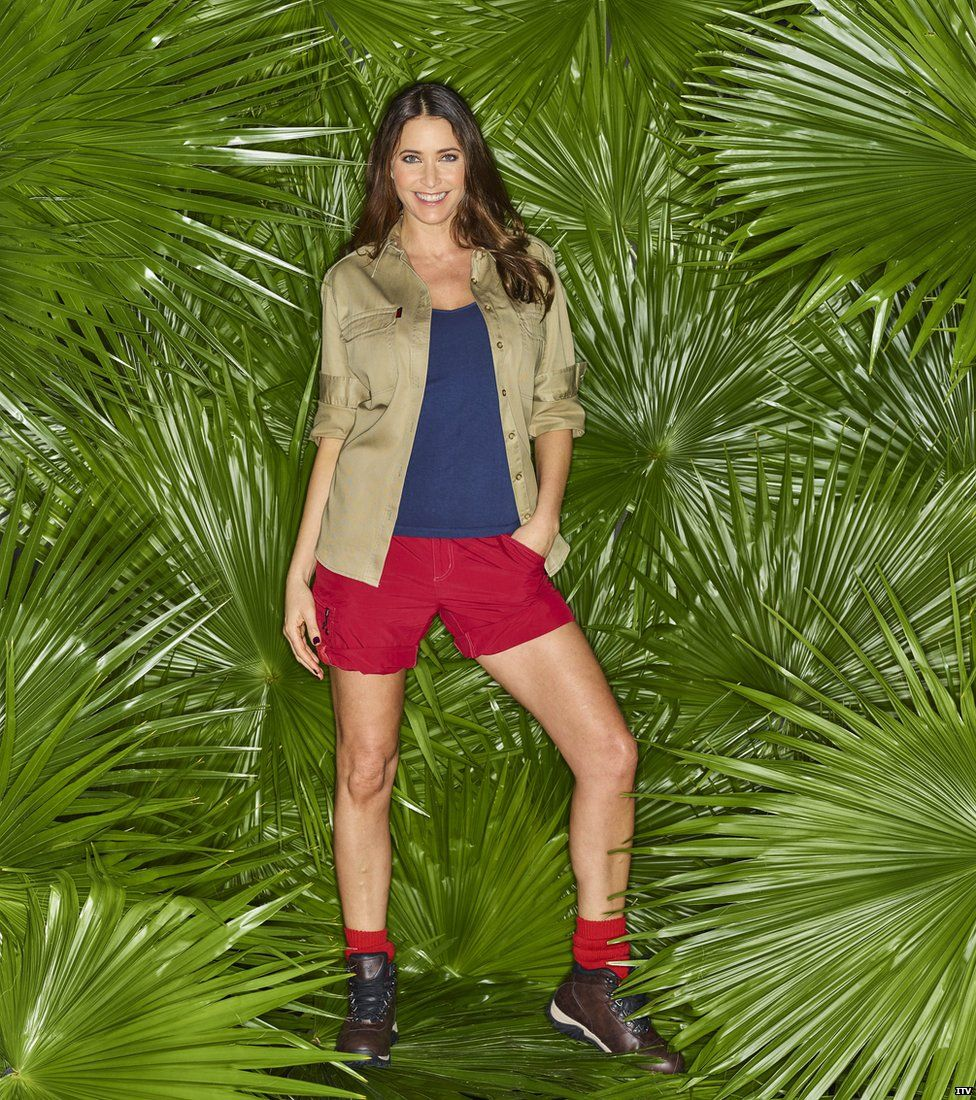 Lisa Snowden on I'm A Celebrity...Get Me Out Of Here!