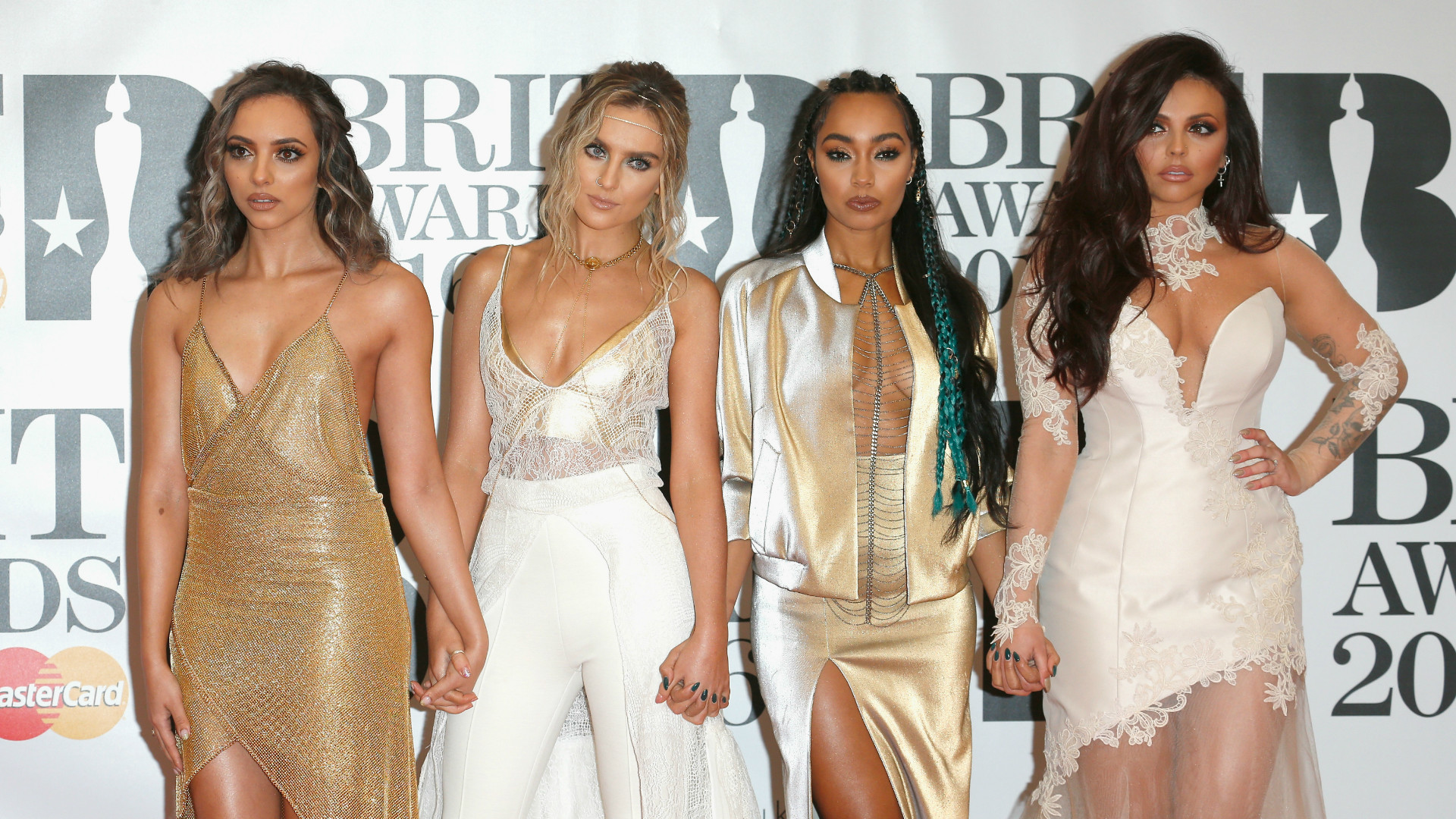 Little Mix at the Brits