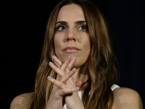 Mel C of The Spice Girls
