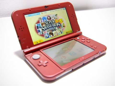 The Nintendo 3DS.
