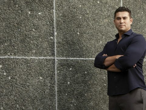 Crimewatch presenter Rav Wilding.