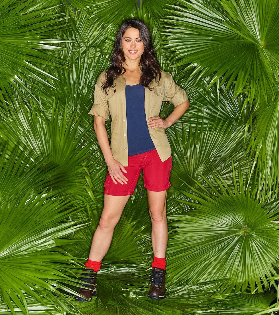 Sam Quek on I'm A Celebrity...Get Me Out Of Here!