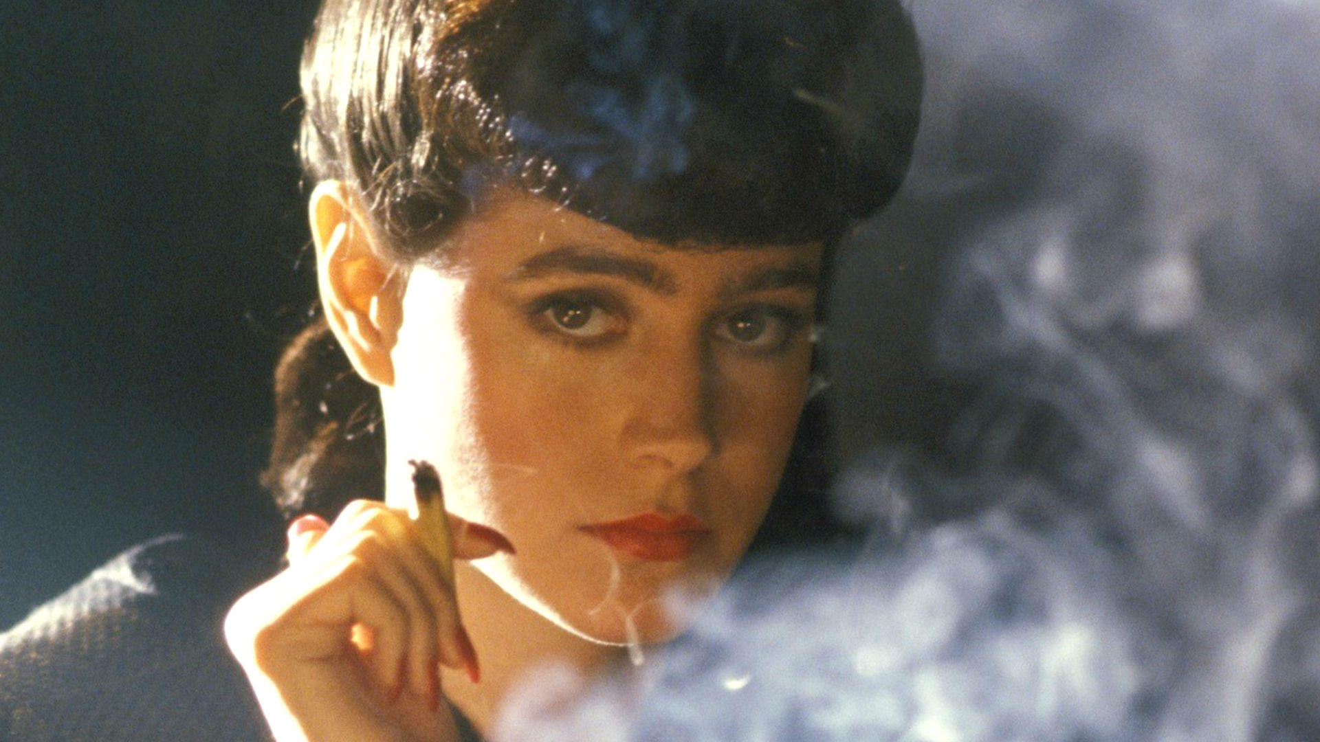Sean Young as Rachael in Blade Runner