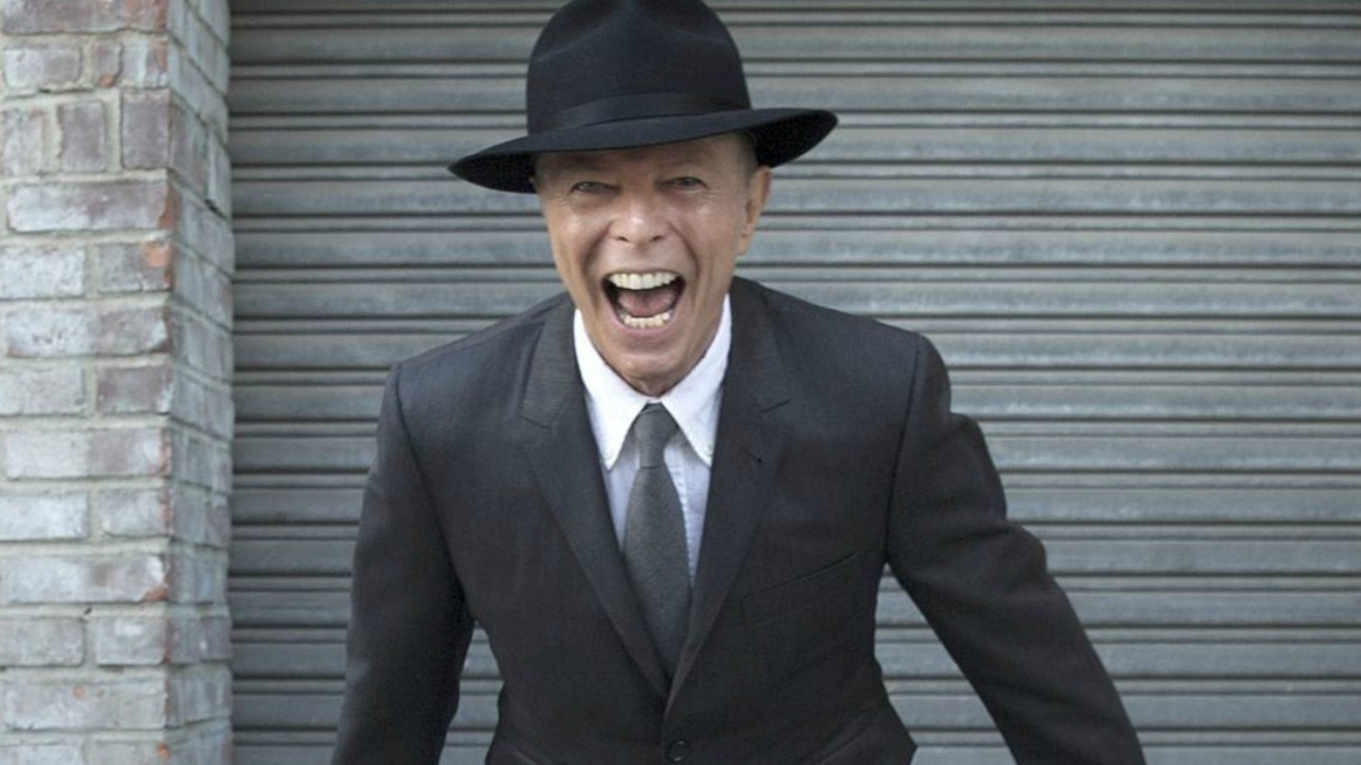 David Bowie's final photo