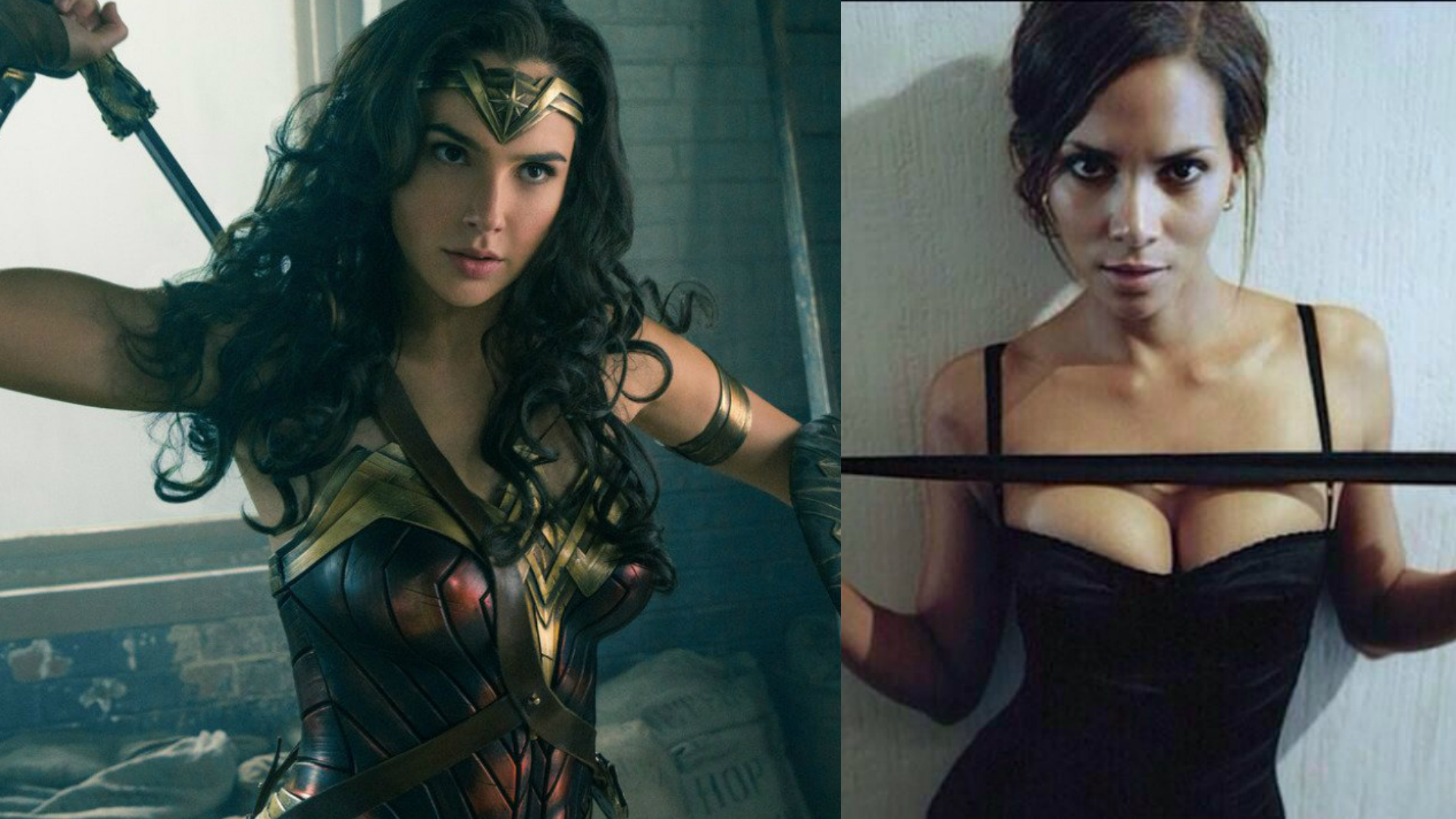 Gal Gadot Halle Berry