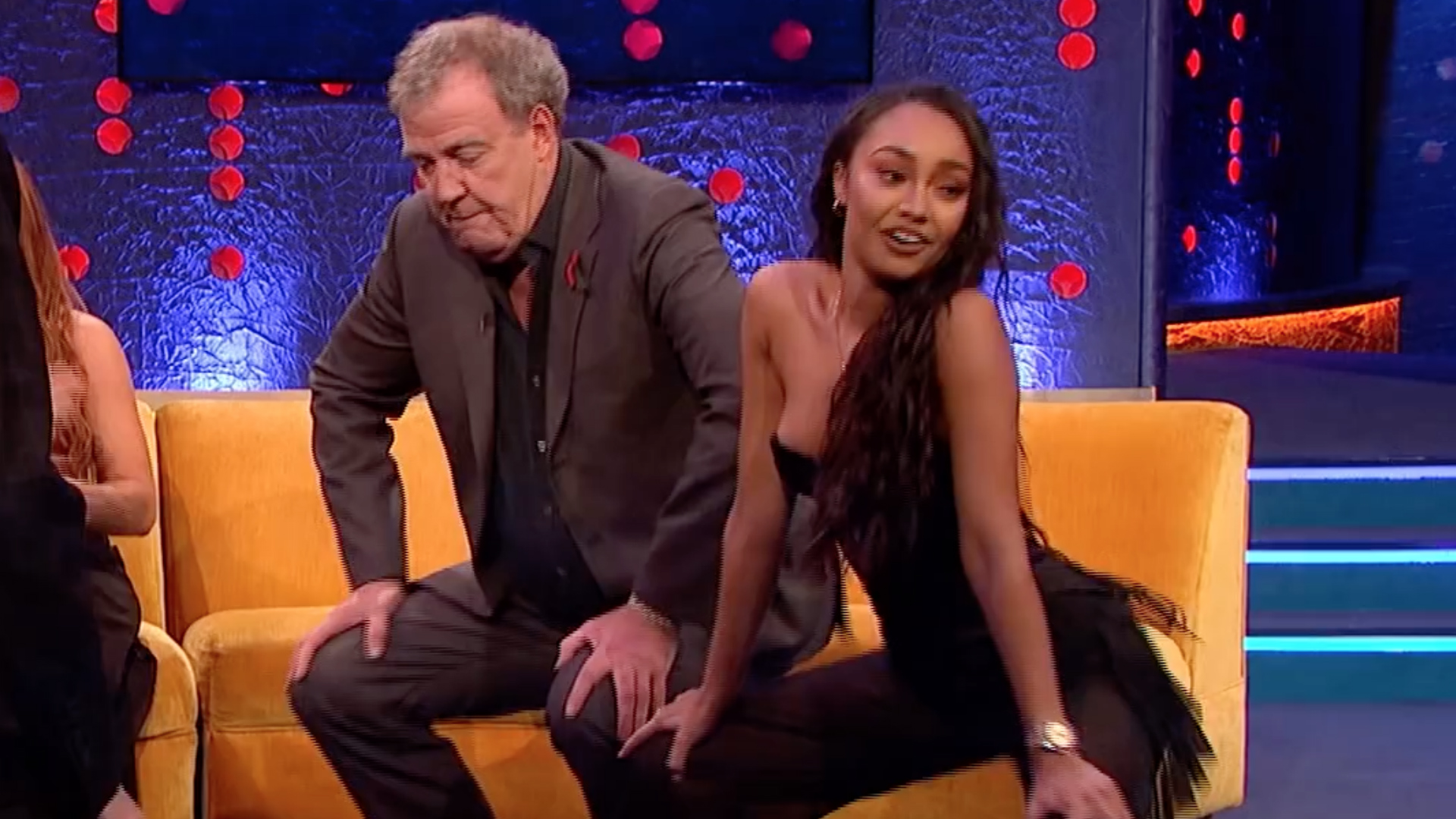 Little Mix Jeremy Clarkson twerk