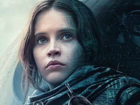 Rogue One: A Star Wars Story poster Felicity Jones