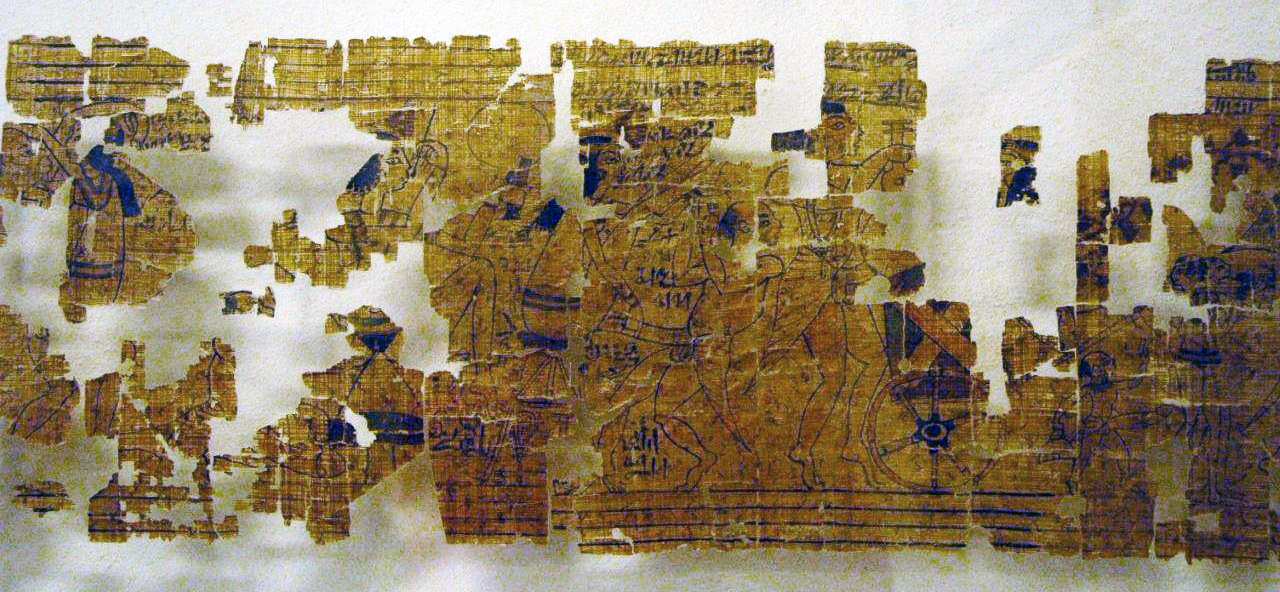 This Ancient Egyptian Artifact Shows Porn Isn't That Recent