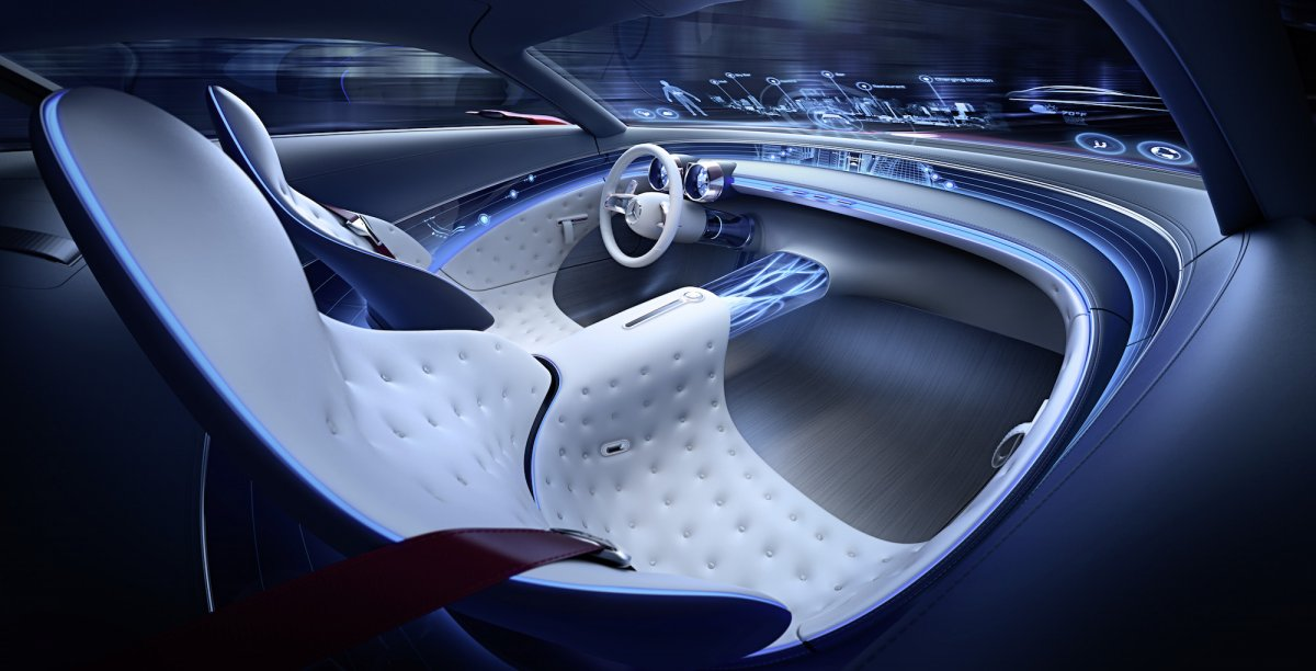 but-the-interior-is-where-things-really-get-bizarre-it-has-a-massive-bank-of-digital-displays-that-pop-up-all-over-the-cockpit-including-the-windshield