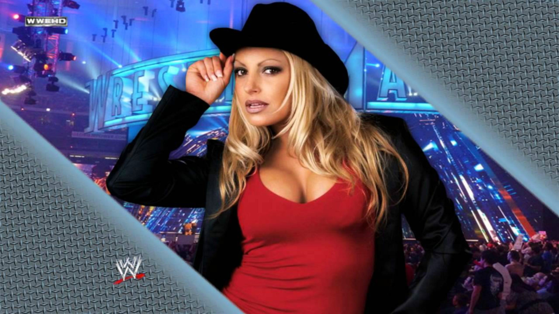 WWE Hall of Famer Trish Stratus