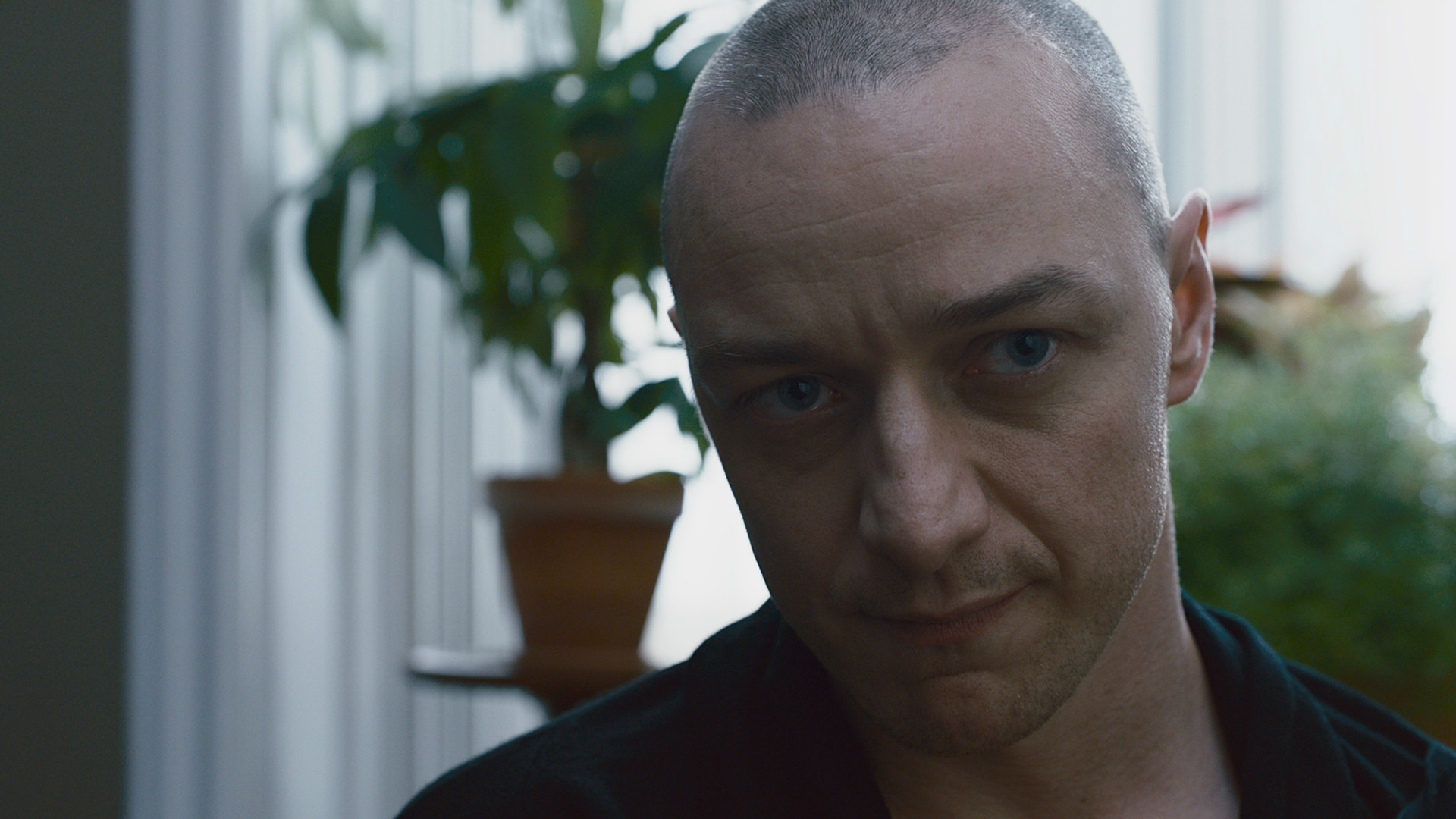 James McAvoy in Split.